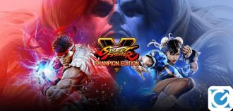 Capcom annuncia Street Fighter V: Champion Edition per il 2020
