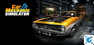 Car Mechanic Simulator è disponibile su console