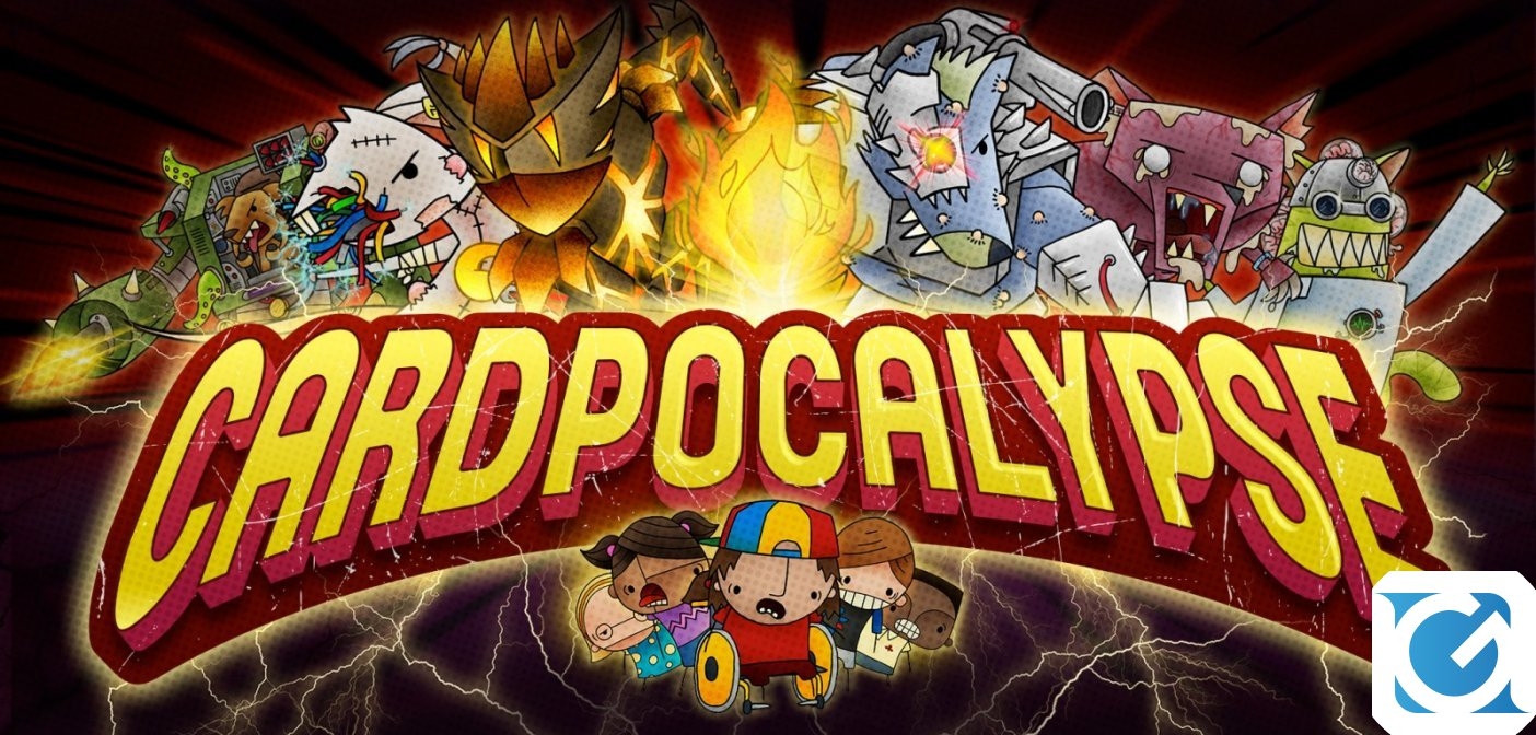 Recensione Cardpocalypse - Magic the Gathering incontra South Park?