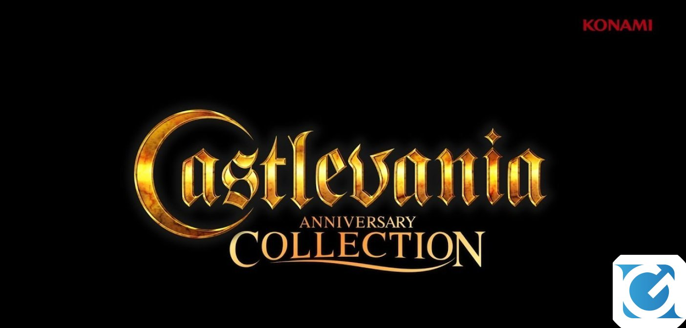 Disponibile la Castlevania Anniversary Collection per PC e console