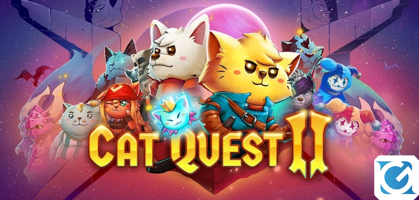 Cat Quest II: nuovo gameplay trailer e svelata la data d'uscita