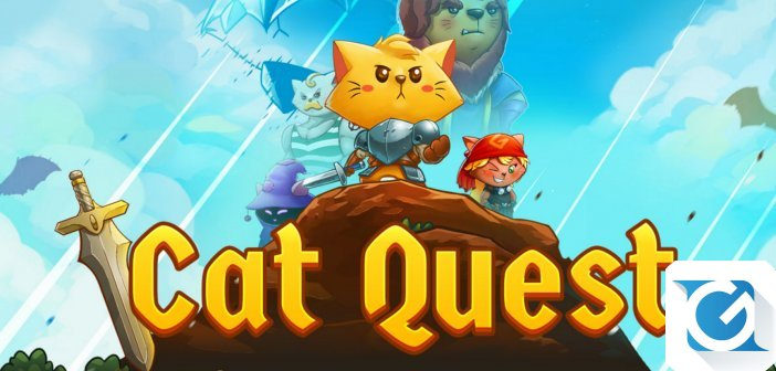 Recensione Cat Quest - Sangue di drago, in vene di gatto!
