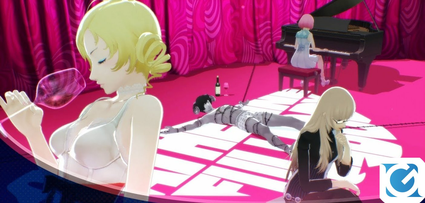 Catherine: Full Body è disponibile