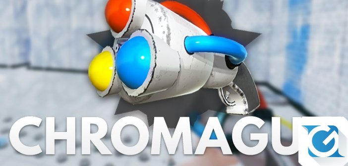 Chromagun e' disponibile per Nintendo Switch!