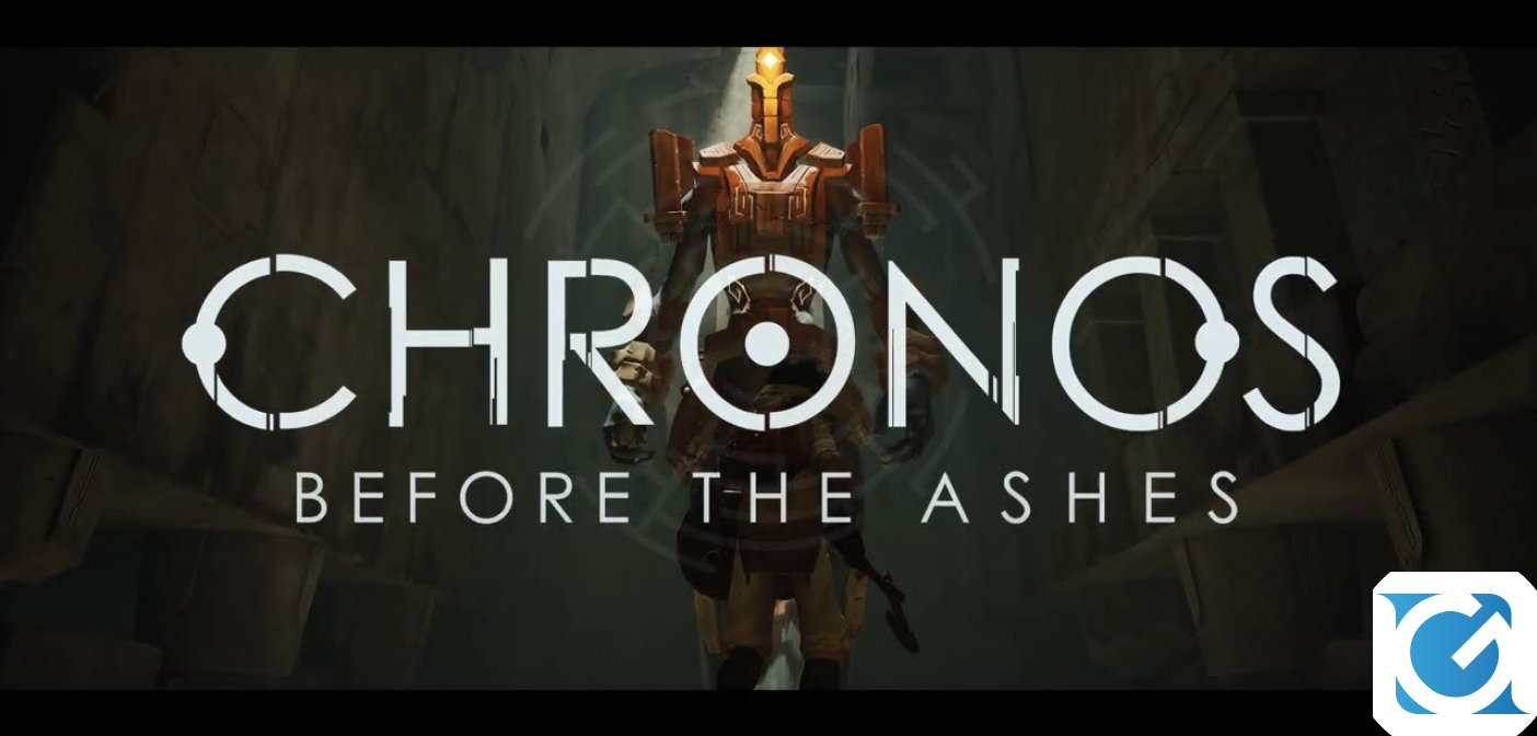 Chronos: Before the Ashes è disponibile su PC e console