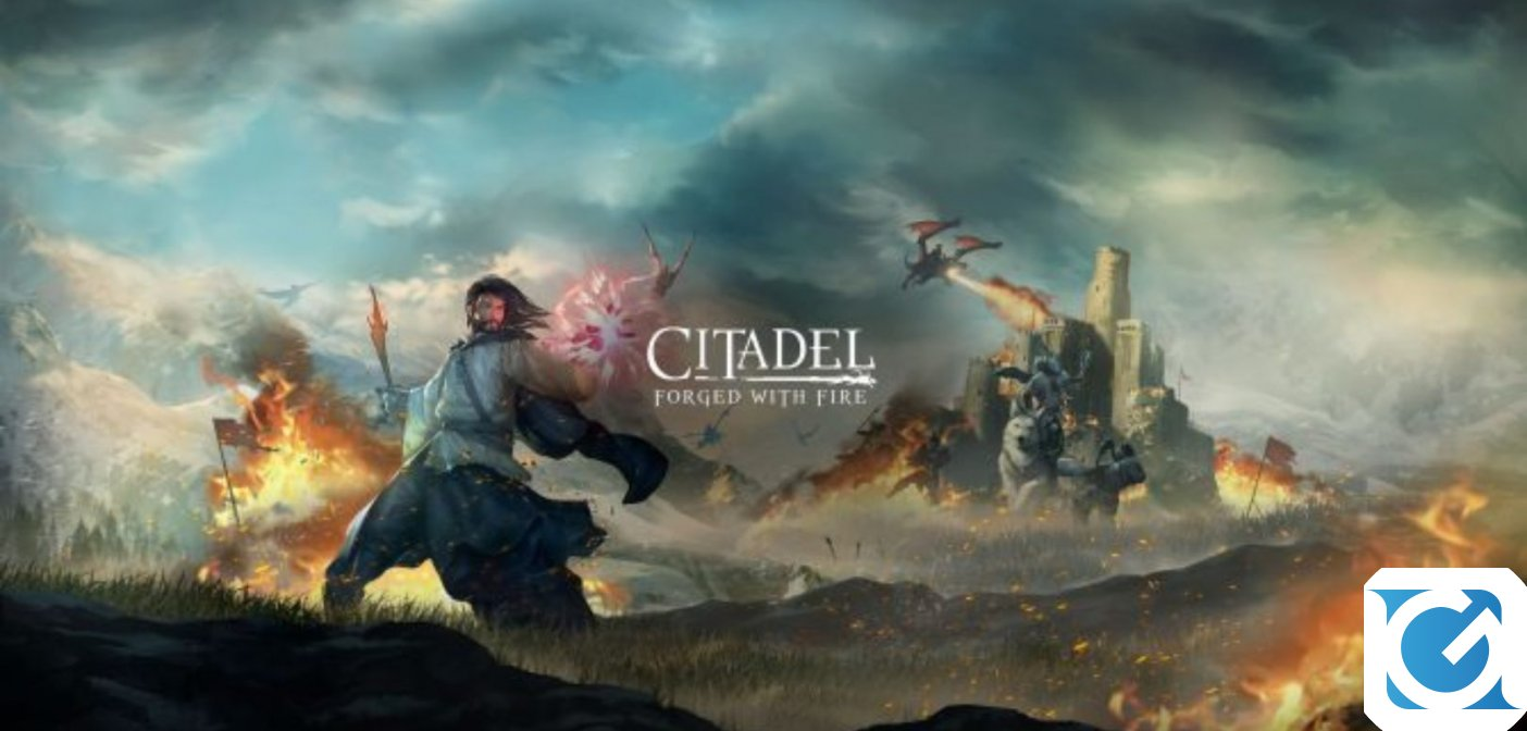 Citadel: Forged With Fire: nuovo trailer