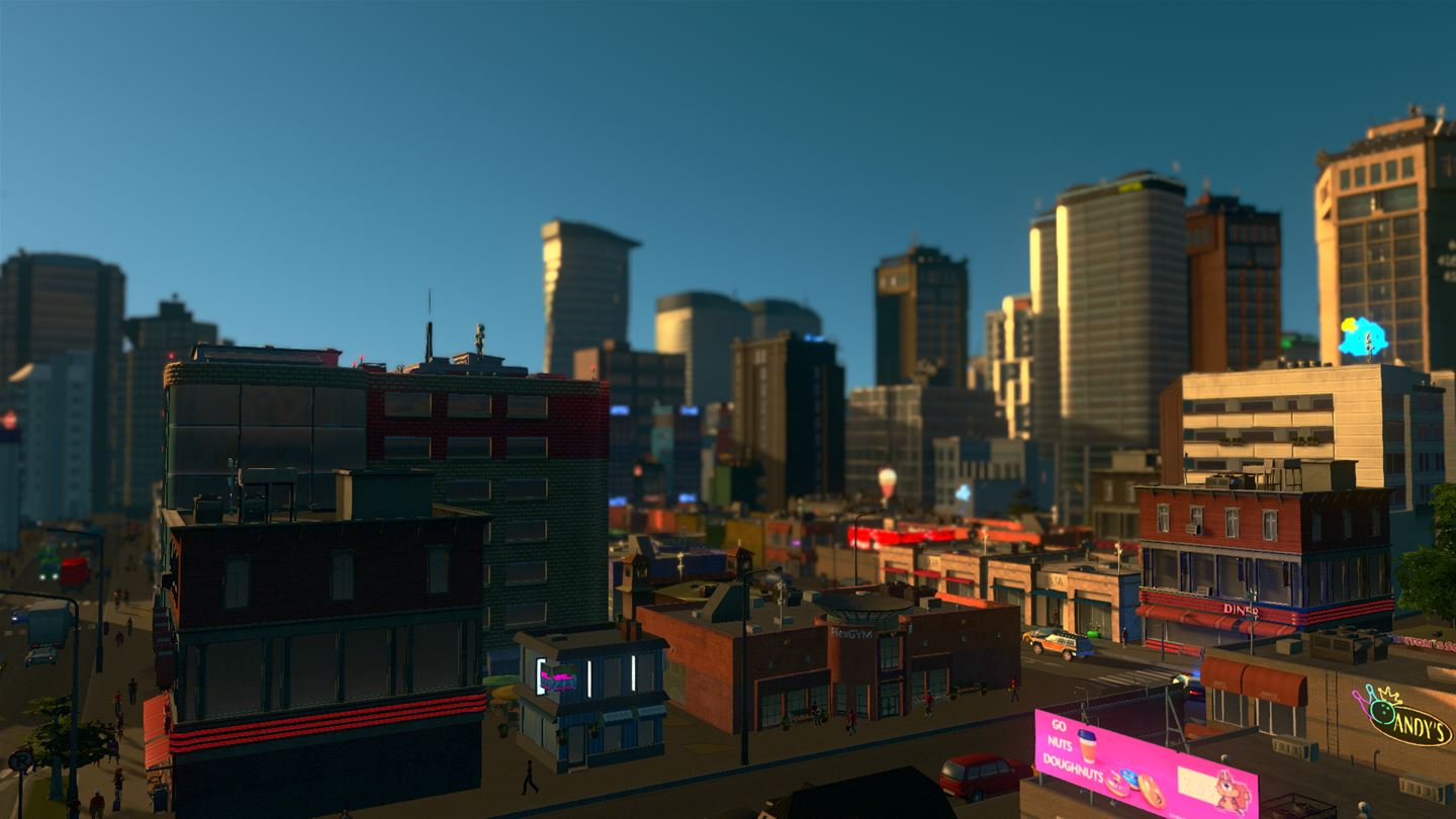 Cities Skylines: XBOX One Edition