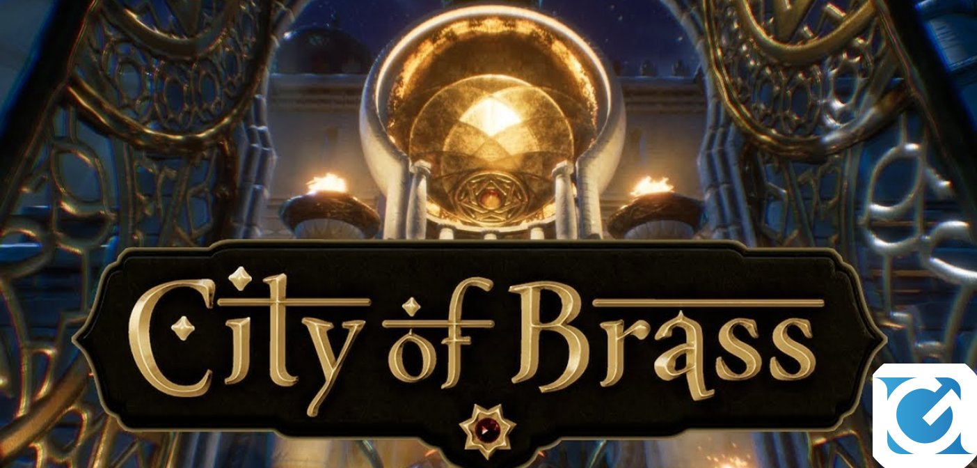 City Of Brass è disponibile su Switch!
