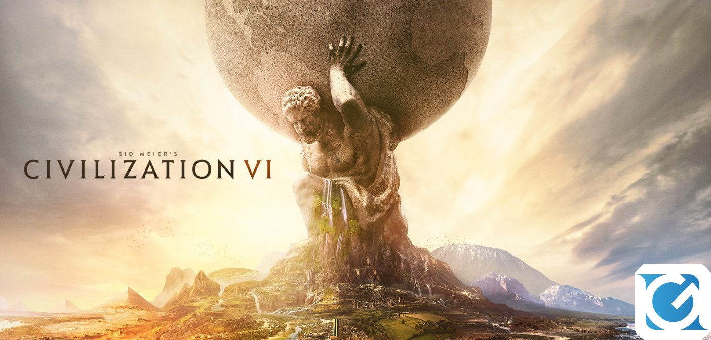 Civilization VI annunciato per Nintendo Switch