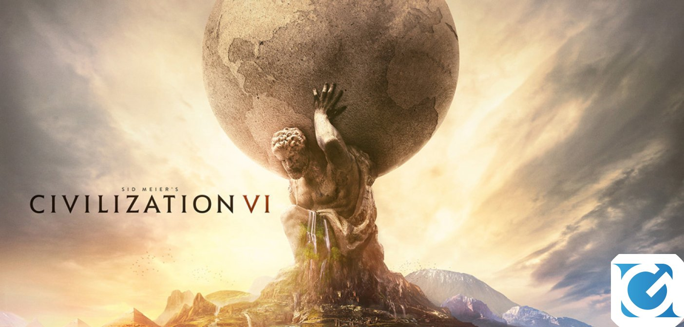 Sid Meier's Civilization VI è disponibile per Switch