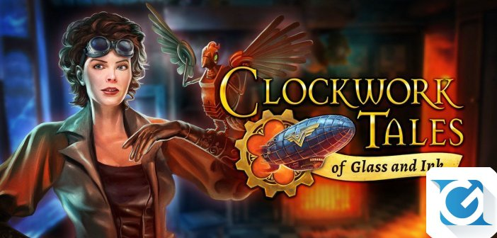 Clockwork Tales:  Of glass and ink arriva su Apple TV