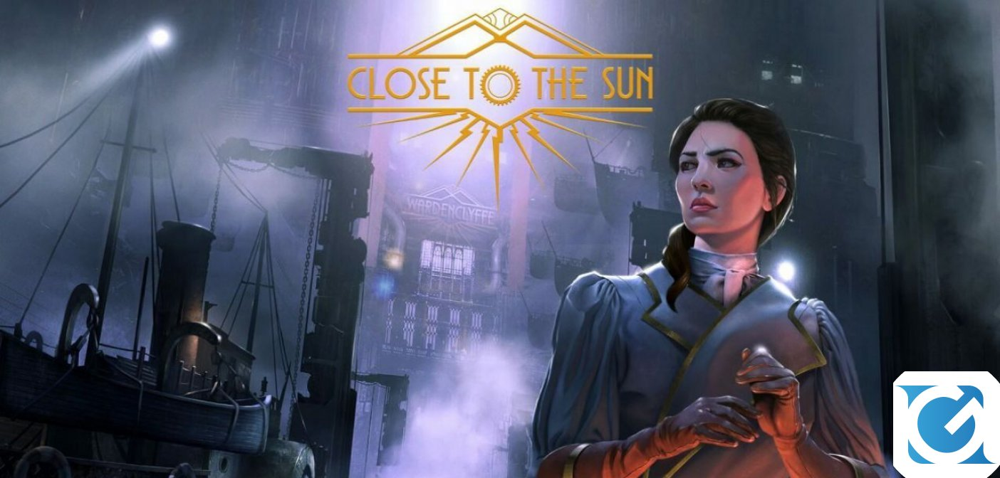 Close to the Sun è disponibile per XBOX One, PS4 e Switch