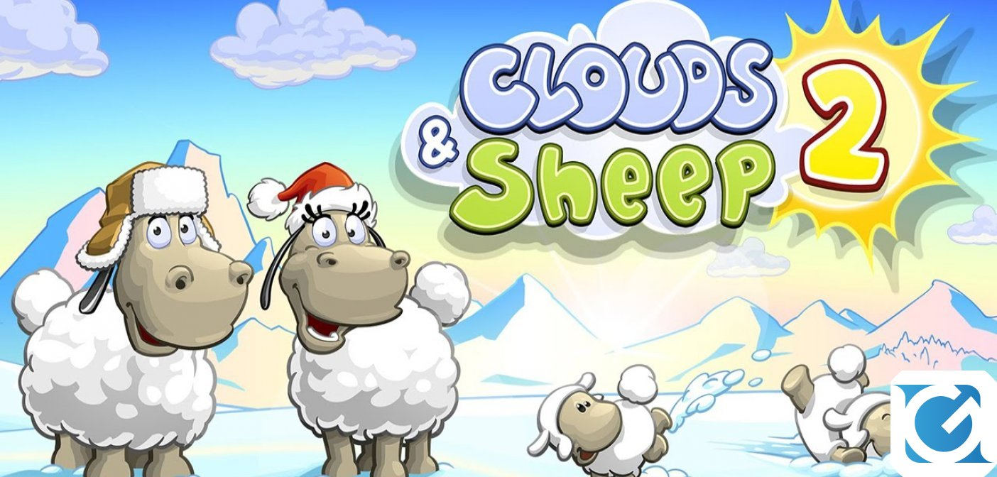 Clouds & Sheep 2 è disponibile su Switch