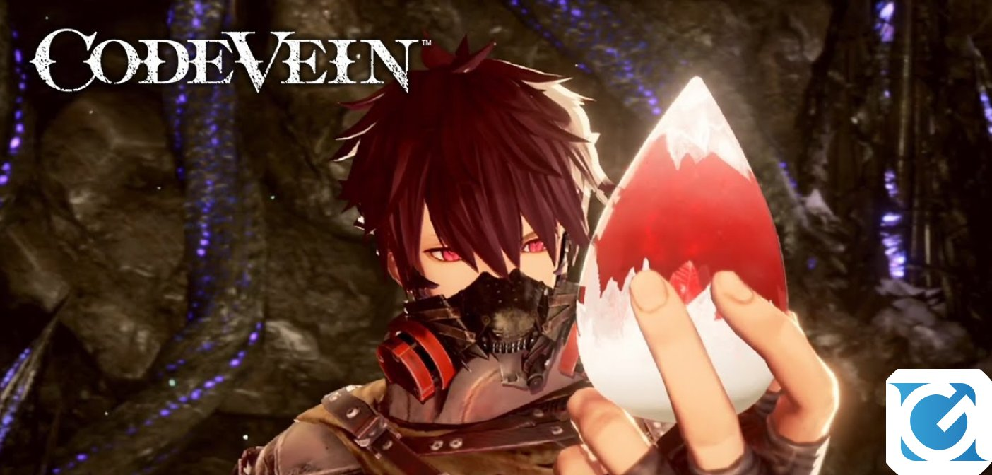 CODE VEIN: disponibile una demo per PC