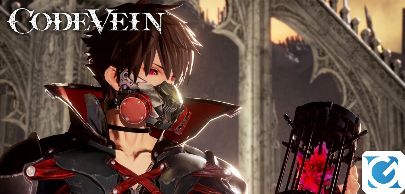 CODE VEIN è finalmente disponibile