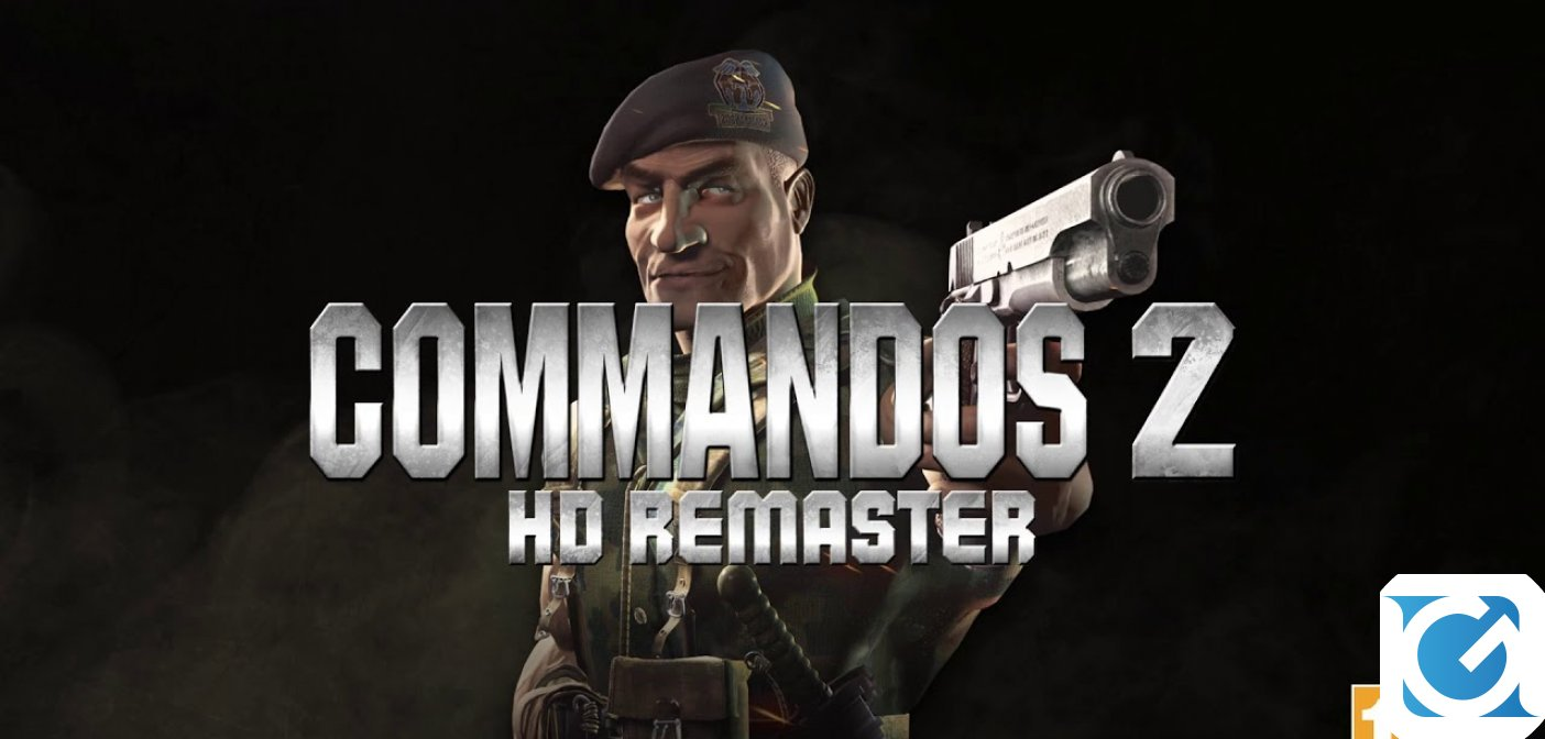 Commandos 2 - HD Remaster è pronto per il suo arrivo su Switch
