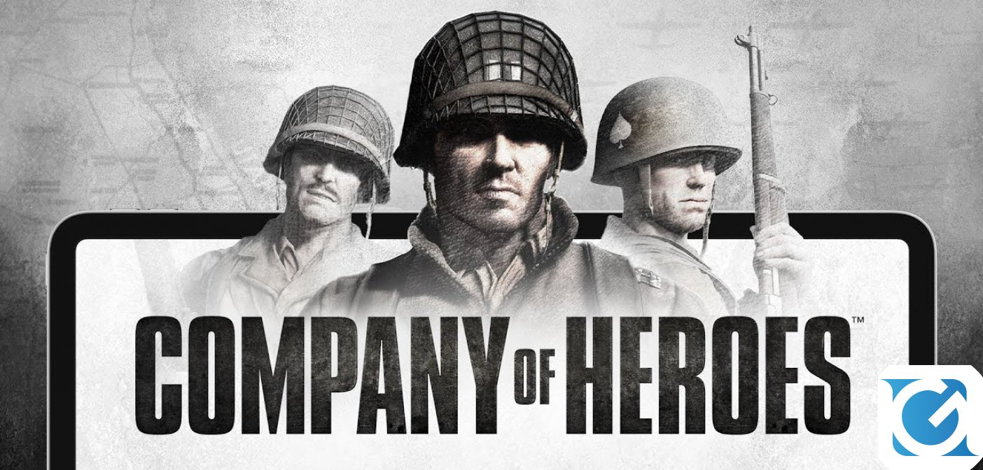 Company of Heroes è disponibile ora su iPad