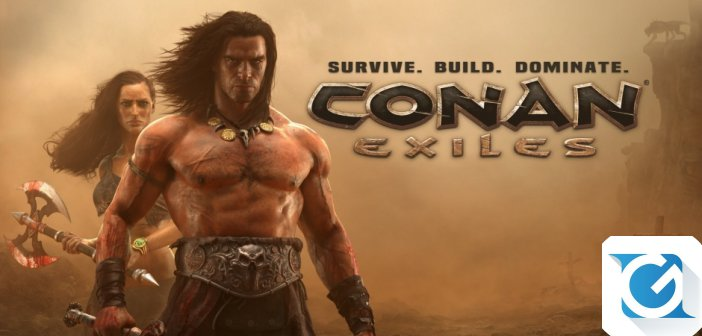 Conan Exiles esce dall'early access