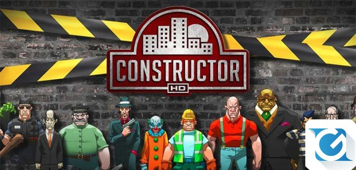 Constructor: nuovo video per Killer Clown e Psycho