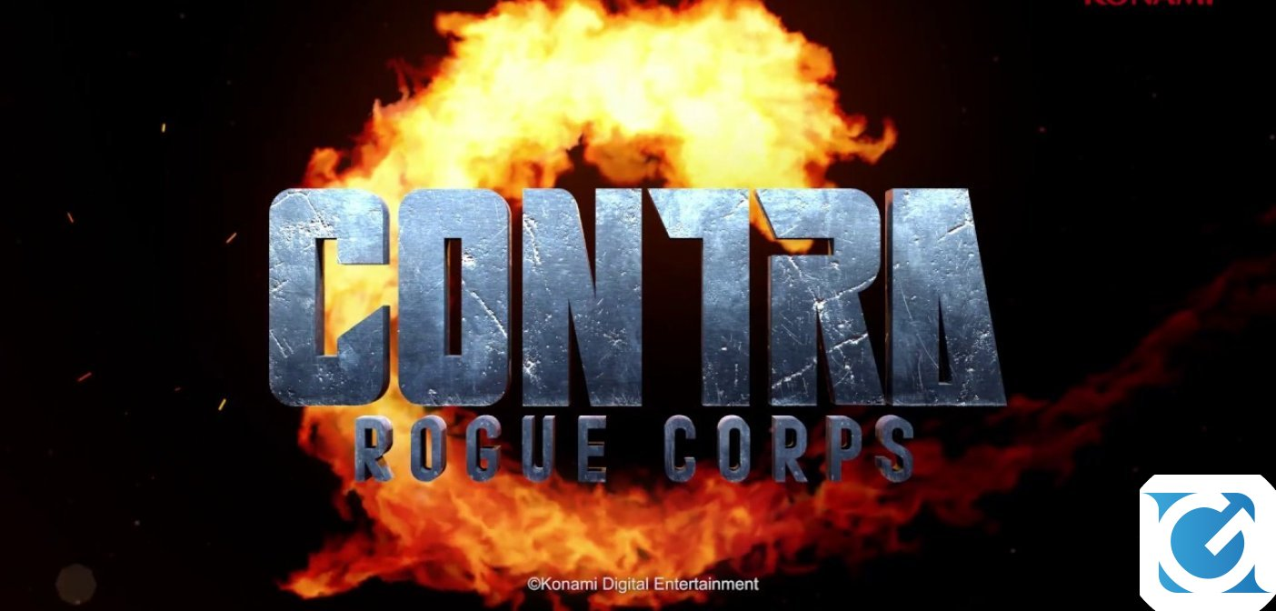 Contra: Rogue Corps è disponibile su PC e console