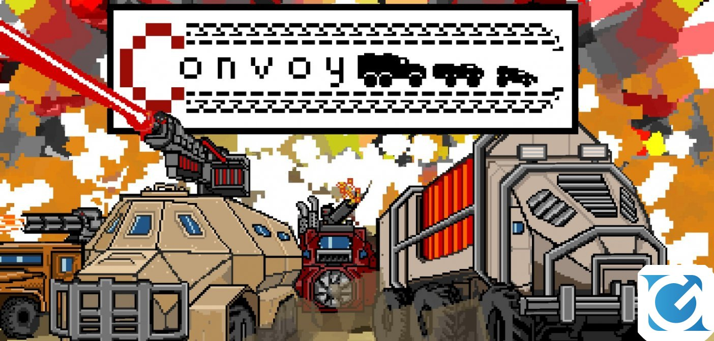 Recensione Convoy: A Tactical Roguelike per Nintendo Switch - Mad Max incontra Faster Than Light