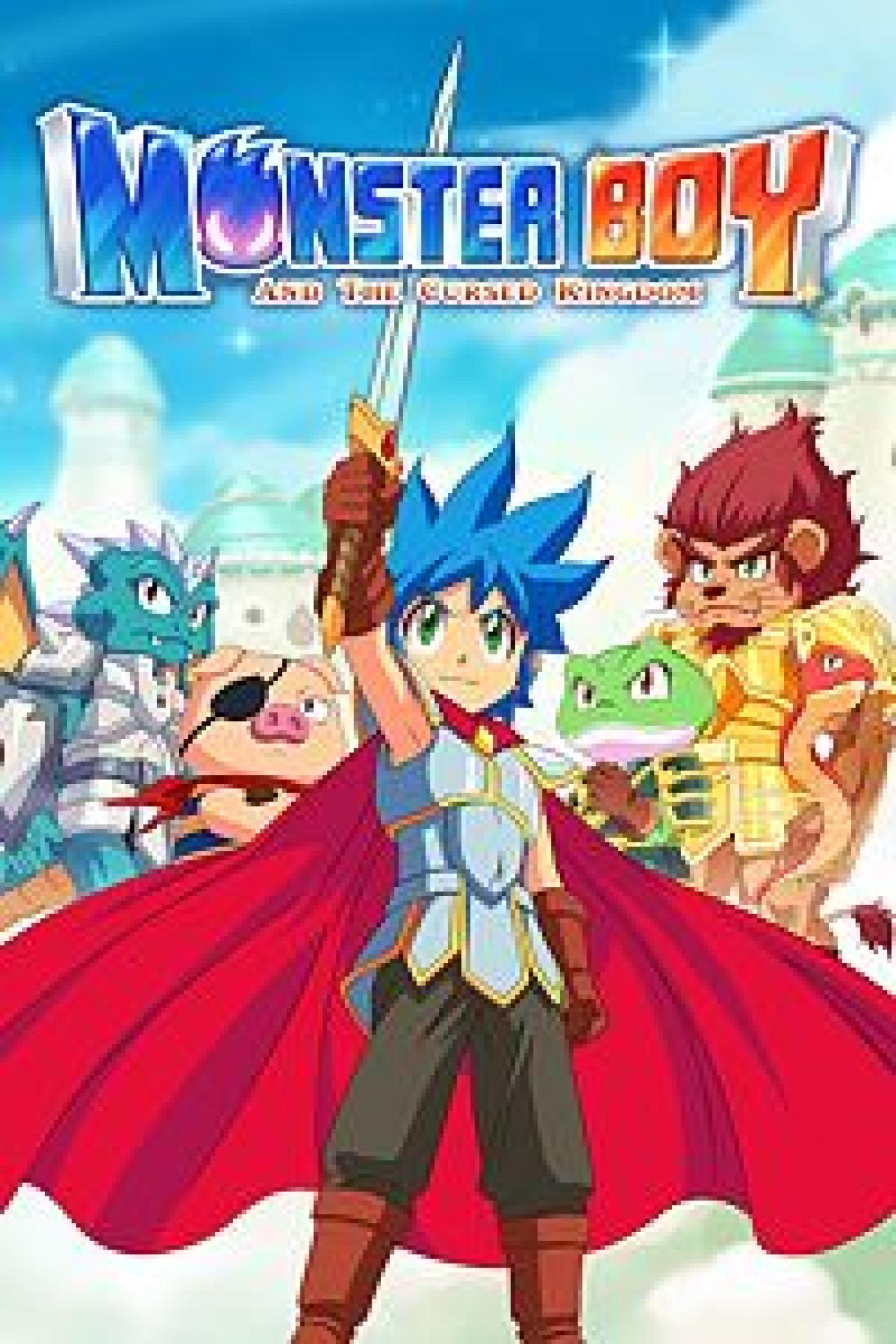 Monster Boy/>         <br/>         <p itemprop=