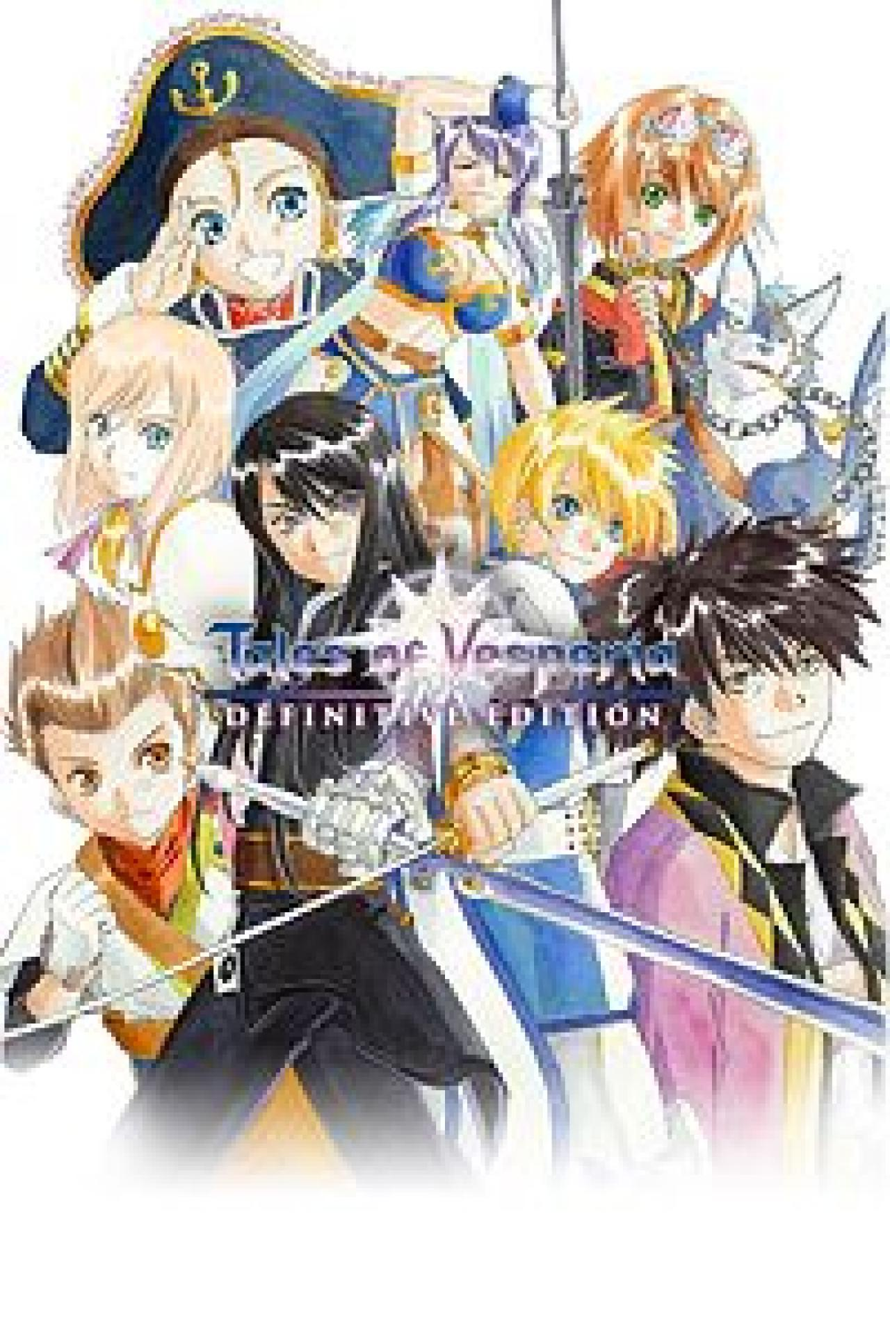 TALES OF VESPERIA: Definitive Edition/>         <br/>         <p itemprop=