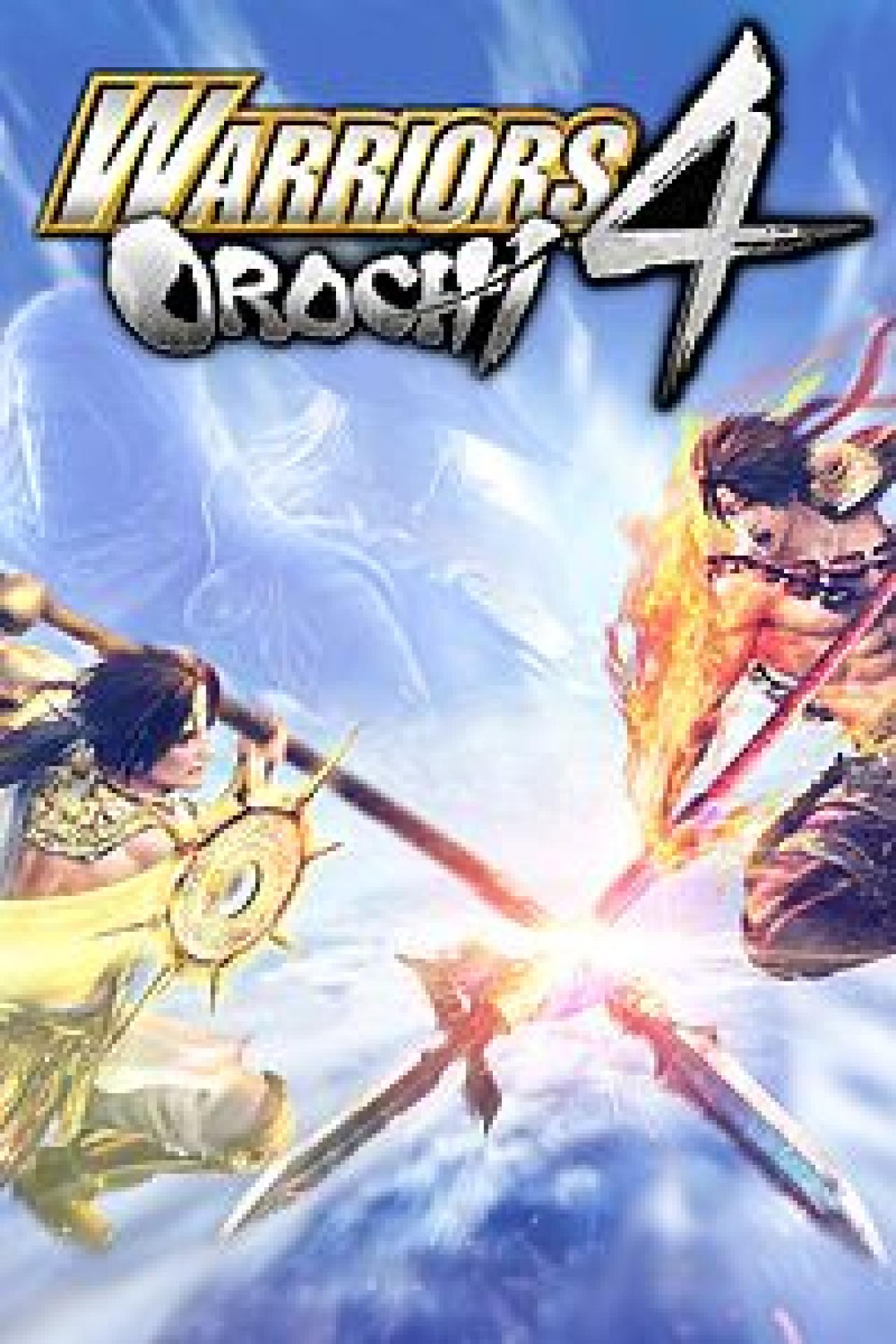 Warriors Orochi 4/>         <br/>         <p itemprop=