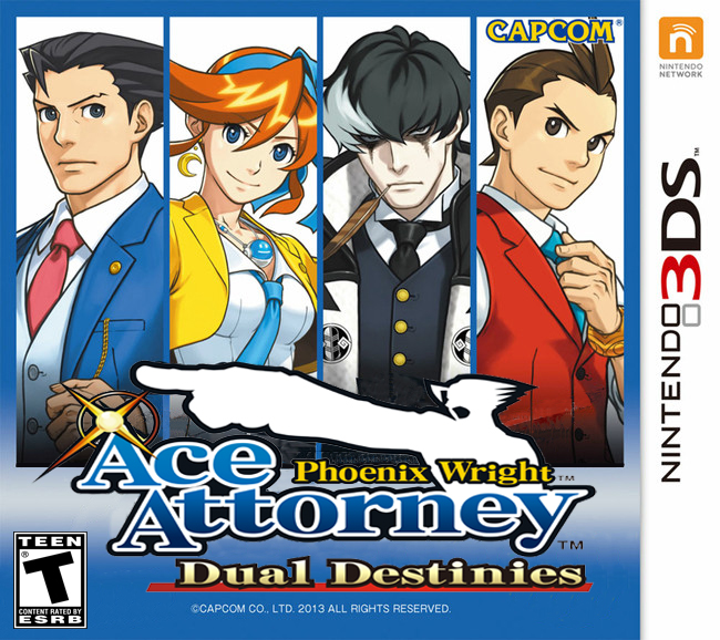Phoenix Wright: Ace Attorney - Dual Destinies/>         <br/>         <p itemprop=