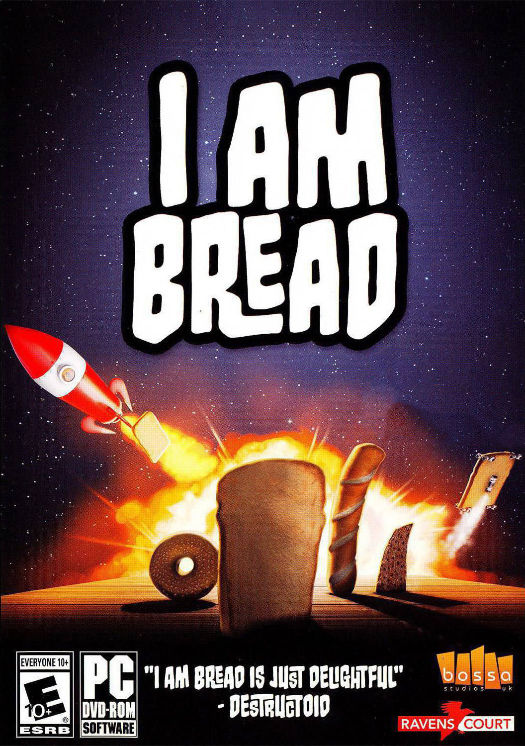 I Am Bread/>         <br/>         <p itemprop=