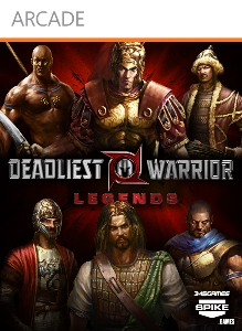 Deadliest Warrior: Legends/>         <br/>         <p itemprop=