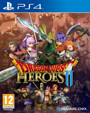 Dragon Quest Heroes II/>         <br/>         <p itemprop=