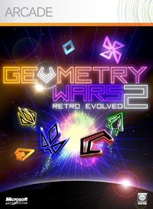 Geometry Wars Evolved 2/>         <br/>         <p itemprop=