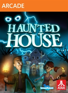 Haunted House/>         <br/>         <p itemprop=