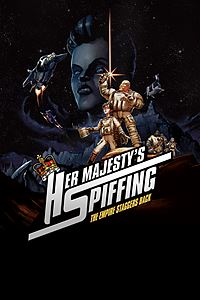 Her Majesty's SPIFFING/>         <br/>         <p itemprop=