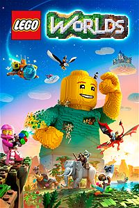 Lego Worlds/>         <br/>         <p itemprop=