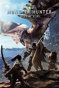 Monster Hunter World/>         <br/>         <p itemprop=