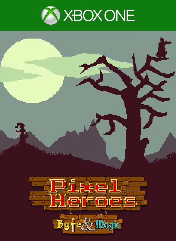Pixel Heroes Byte And Magic/>         <br/>         <p itemprop=