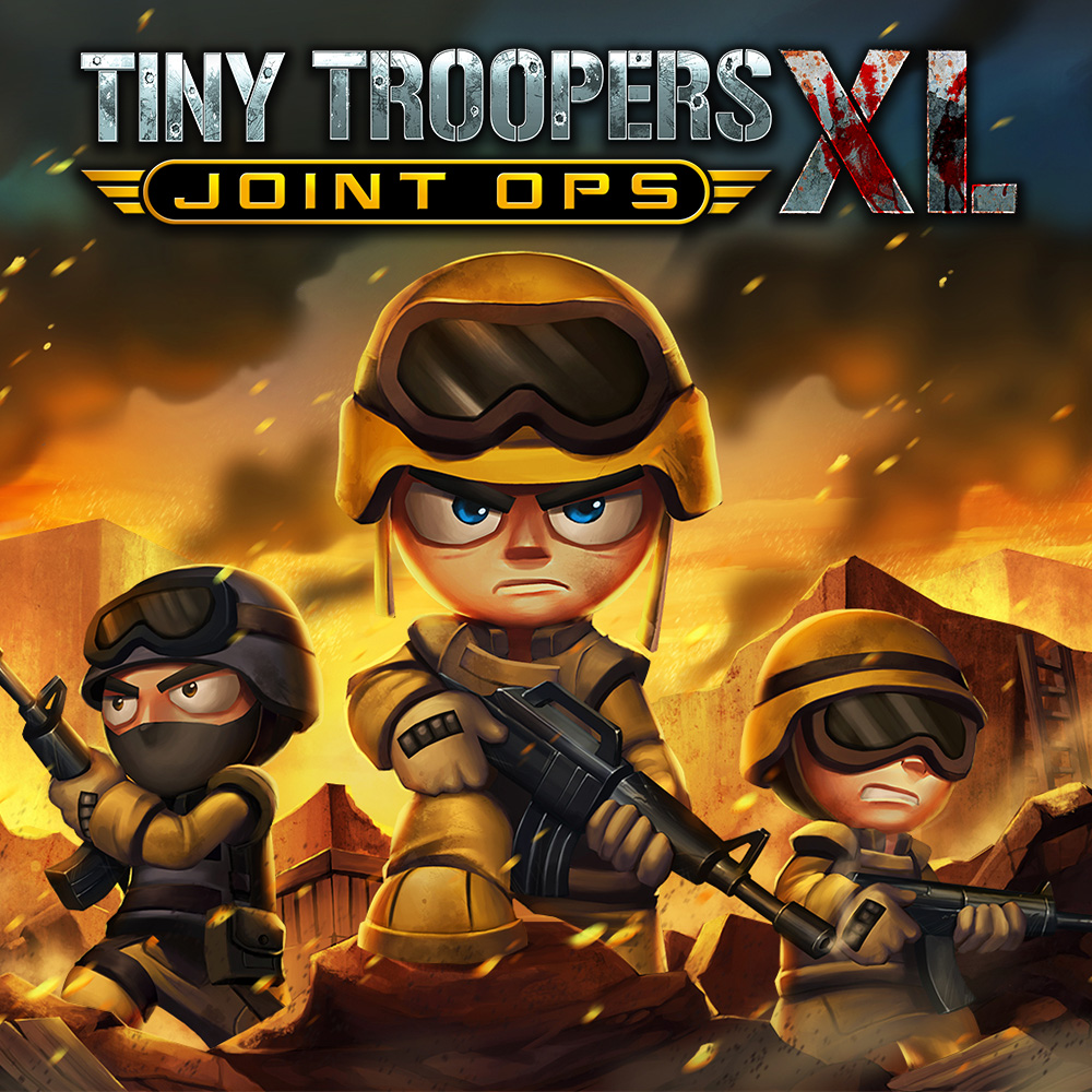 Tiny Troopers Joint Ops XL/>         <br/>         <p itemprop=