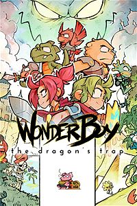 Wonder Boy The Dragon's Trap/>         <br/>         <p itemprop=