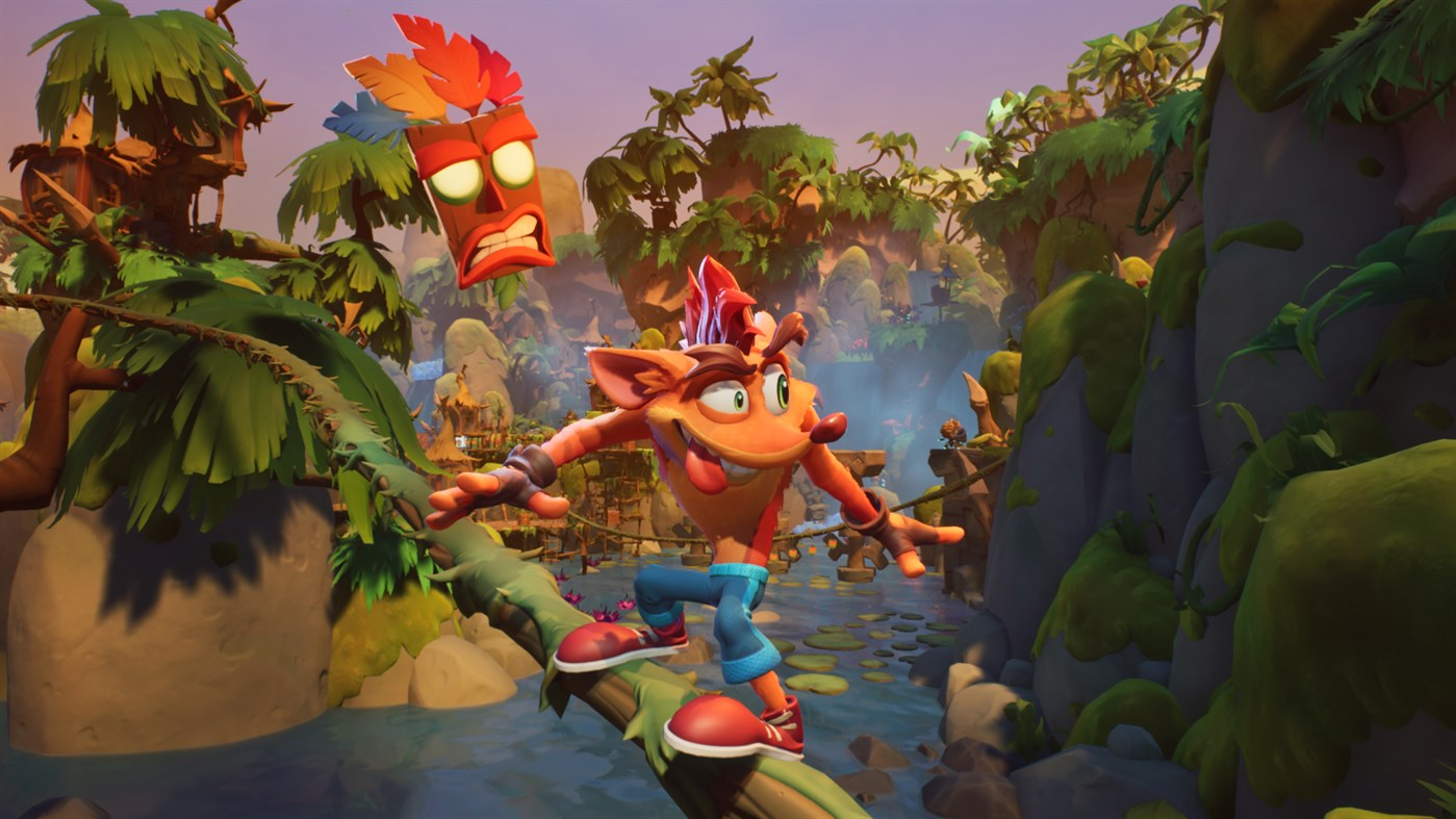 Crash Bandicoot: It's About Time