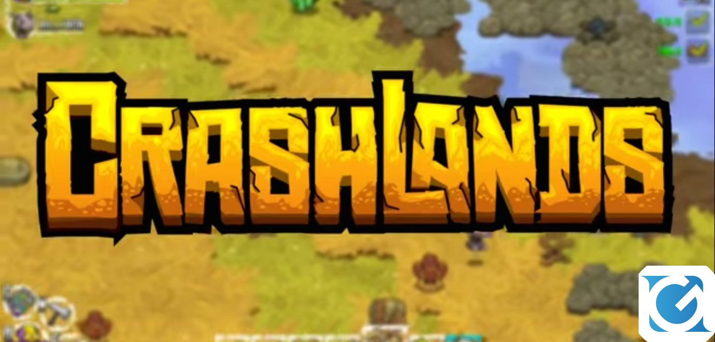 Crashlands è disponibile per Nintendo Switch