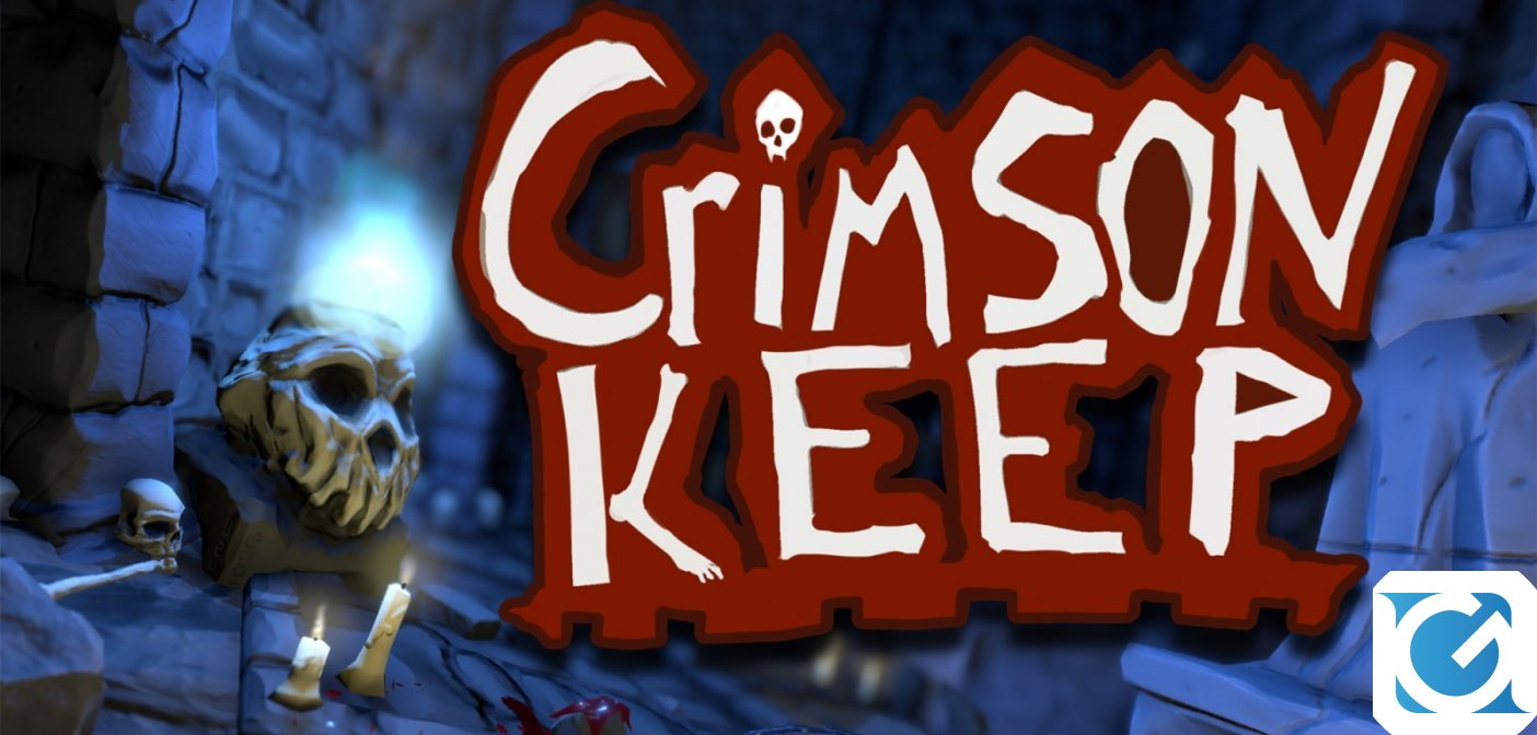 Crimson Keep arriva su Switch il 29 novembre