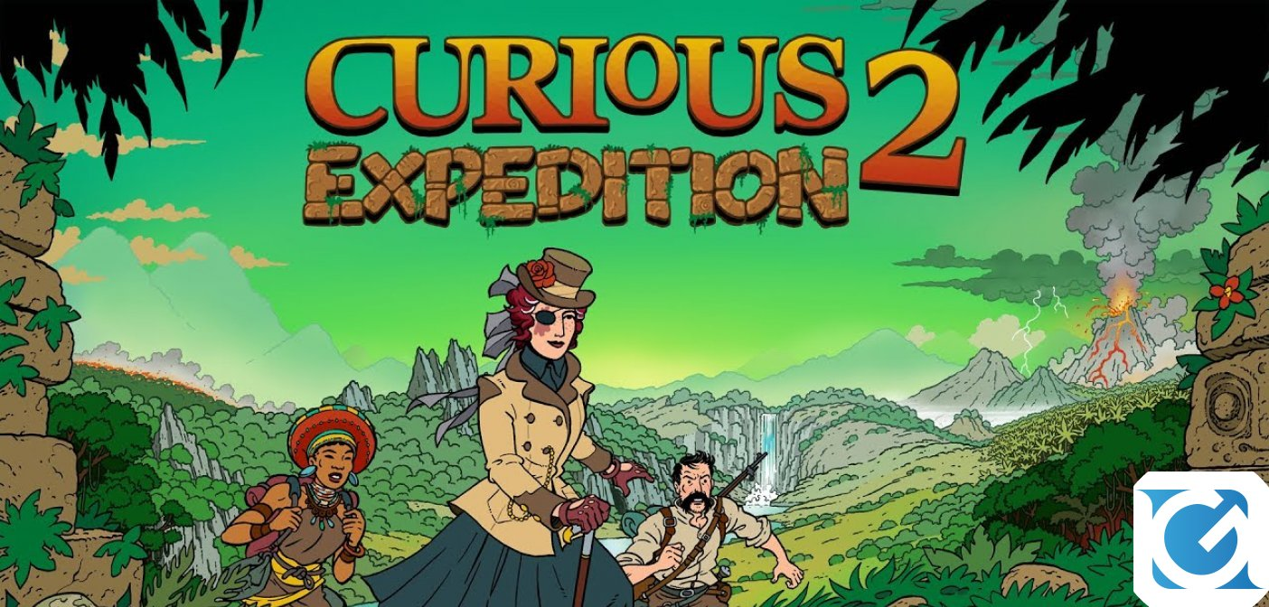 Curious Expedition 2 ha una data d'uscita su PC