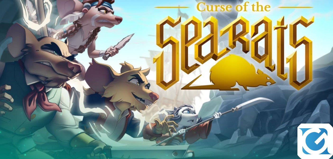 Curse of the Sea Rats arriverà su PC e console l'anno prossimo