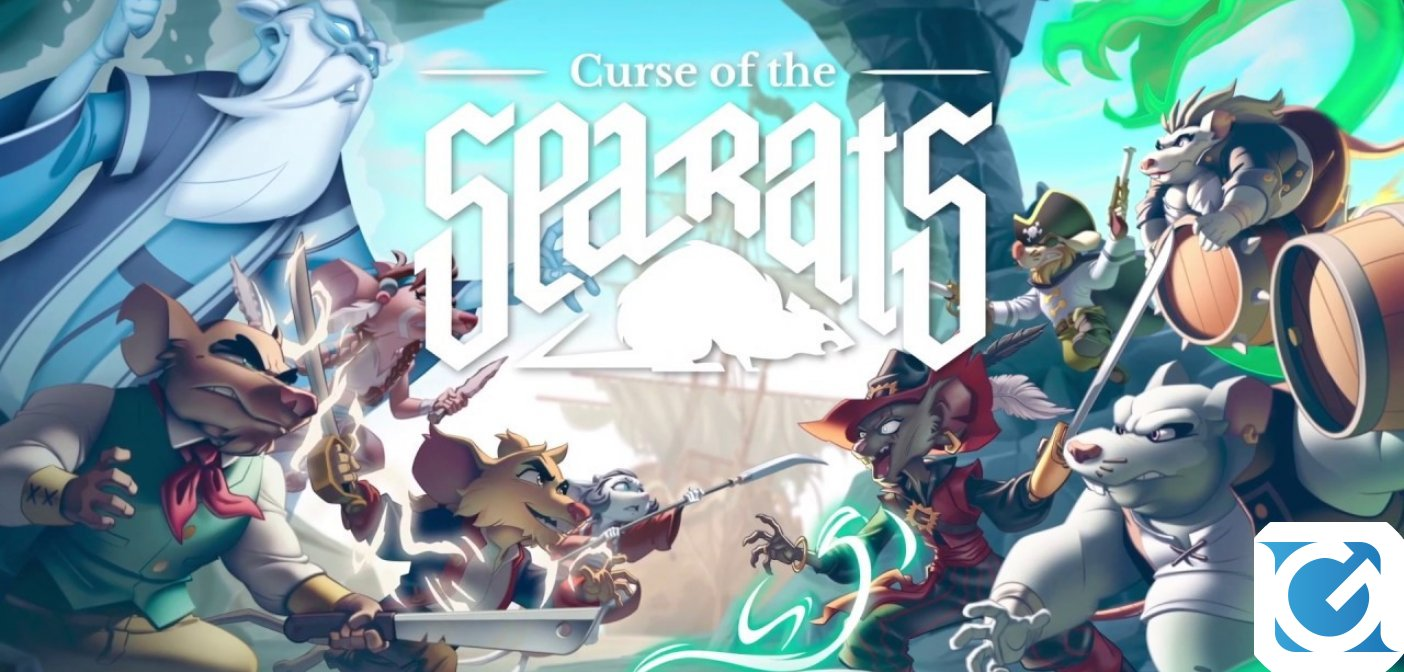 Curse of the Sea Rats è pronto a lanciare la sua campagna Kickstarter!