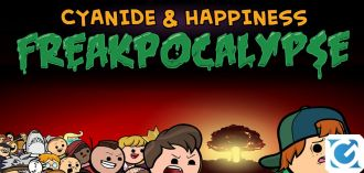 Cyanide & Happiness - Freakpocalypse arriva a settimana prossima su PC e Switch