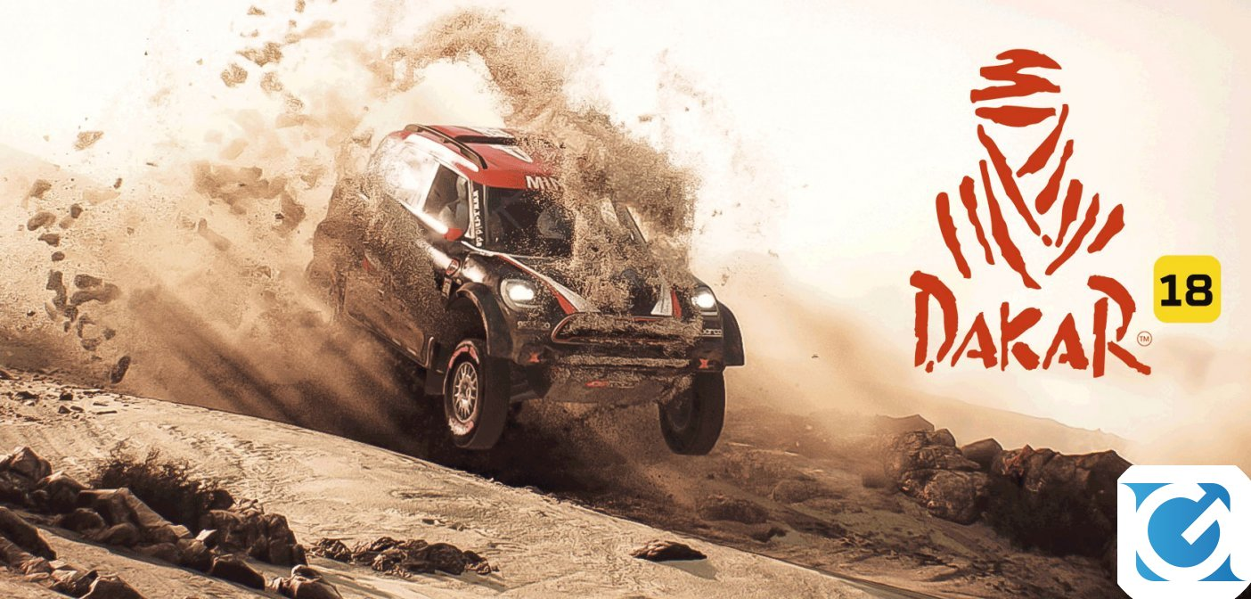 Disponibile il feature trailer di Dakar 18
