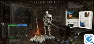 Dark Souls Trilogy: svelata la collector's edition
