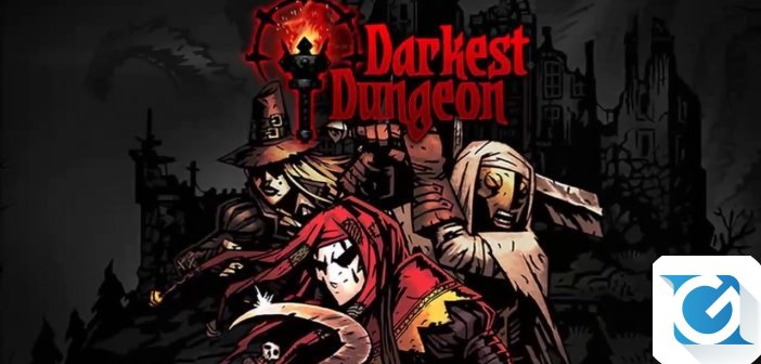 Darkest Dungeon: Ancestral Edition arriva oggi su Nintendo Switch